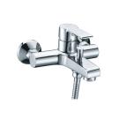 Ammer 3701 Смеситель для ванны с коротким изливом хром Wasser Kraft 9060927
