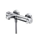 Berkel 4801 Смеситель для ванны с коротким изливом хром Wasser Kraft 9061107