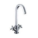 Weser 7847 Смеситель для кухни хром Wasser Kraft 9060824