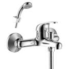 Y35-31 Rossinka Смеситель одноручный для ванны с коротким изливом хром