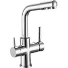 Z35-31 Rossinka Смеситель одноручный для кухни c подключением к фильтру с питьевой водой хром
