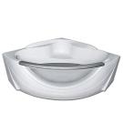 1Marka LUXE 155x155 акриловая ванна