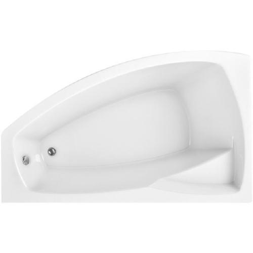 1Marka ASSOL 160х100 левая ванна акриловая