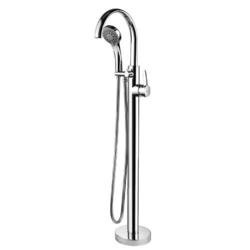 Смеситель напольный Lemark Atlantiss LM3244C для ванны