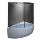 BALTECO Душевая стенка для ванны Idea 160 E16
