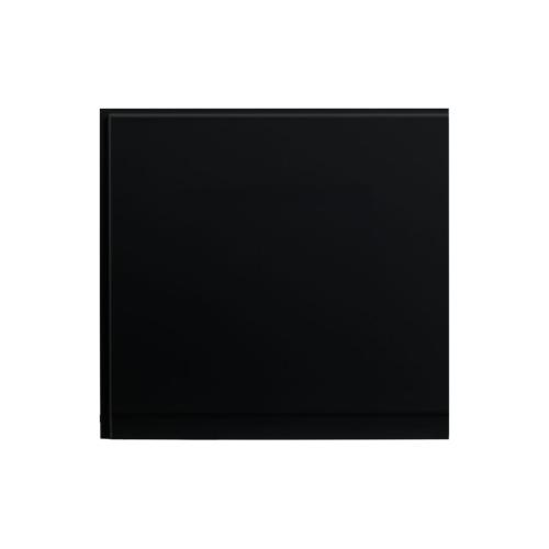 Панель боковая Aquanet Izabella 70 черная