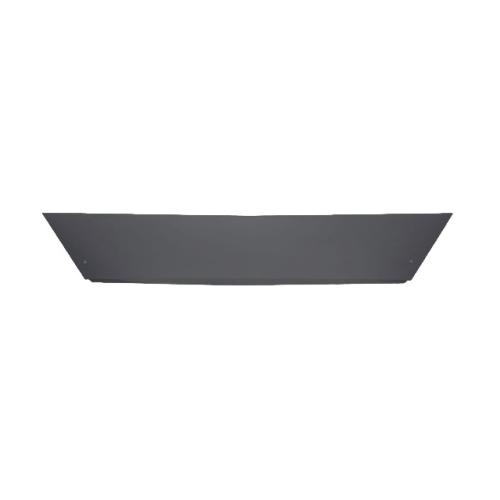 Панель фронтальная Aquanet Cariba 170 черная