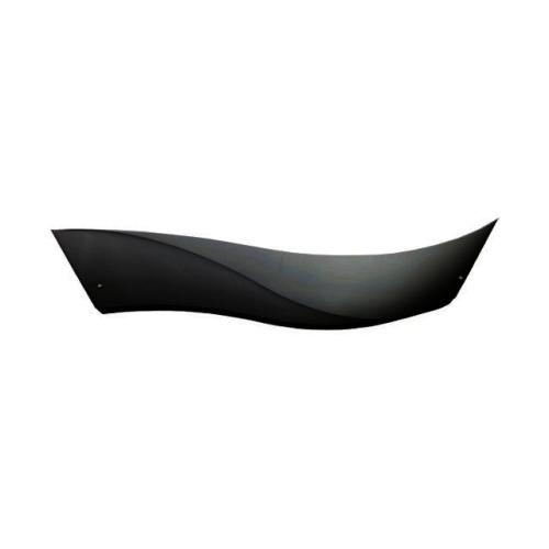 Панель фронтальная Aquanet Borneo 170 L черная