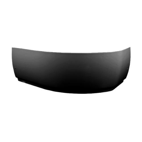 Панель фронтальная Aquanet Capri 160 L черная