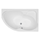 Aquanet Allento 170х100 R Акриловая ванна