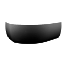 Панель фронтальная Aquanet Capri 160 R черная