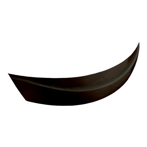 Панель фронтальная Aquanet Jamaica 160 L черная