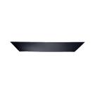 Панель фронтальная Aquanet Corsica 150 черная