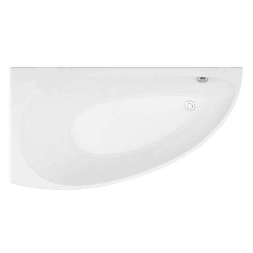 Aquanet Augusta 170х90 L Акриловая ванна