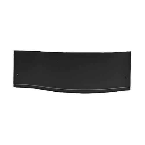 Панель фронтальная Aquanet Palma 170 R черная