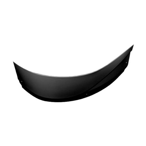 Панель фронтальная Aquanet Graciosa 150 R черная