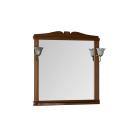 Зеркало Aquanet Николь 90 орех
