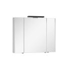Зеркальный шкаф Aquanet Орлеан 105 белый