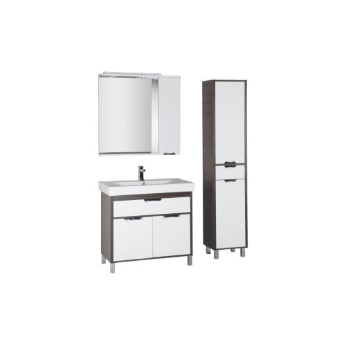 Набор мебели для ванной Aquanet Гретта 90 венге