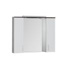 Зеркальный шкаф Aquanet Тиана 100 венге