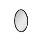 Зеркало Aquanet Сопрано 70 черный