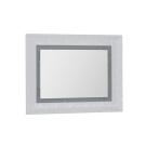 Зеркало Aquanet Мадонна 90 белый