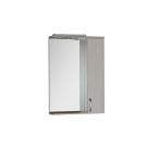 Зеркальный шкаф Aquanet Донна 60 белый дуб