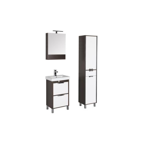 Набор мебели для ванной Aquanet Гретта 50 венге