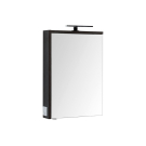 Зеркальный шкаф Aquanet Фостер 60 эвкалипт мистери/белый