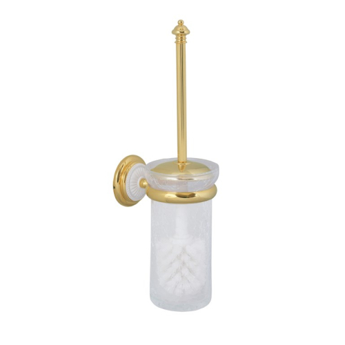 Ершик настенный PALAZZO Золото и керамика Boheme 10114