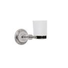 Стакан для зубных щеток Hermitage Boheme 10383 хром