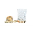 Boheme 10404 Стакан для зубных щеток IMPERIALE золото