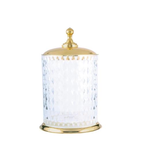 Ершик напольный (хрусталь) IMPERIALE золото Boheme 10425