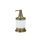 Boheme 10610 Дозатор для жидкого мыла MEDICI настольный бронза
