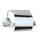 Boheme 10701 Держатель для туалетной бумаги с крышкой PURO хром