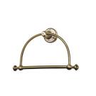 Boheme 10805 Держатель для полотенца круглый PROVANSE бронза / керамика