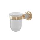 Стакан для зубных щеток Murano золото Boheme 10904