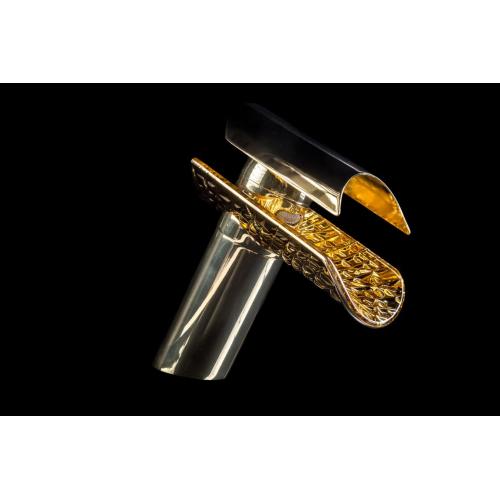 Смеситель для умывальника HYPNOSE Золото Boheme 231-G