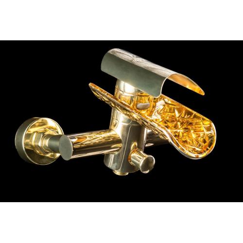Смеситель для ванны HYPNOSE Золото Boheme 233-G