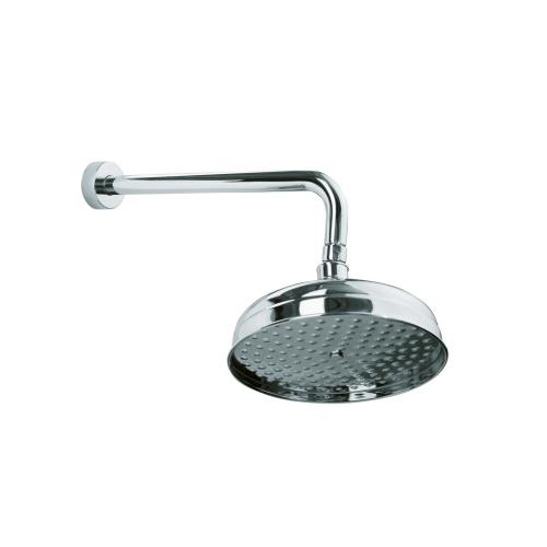 Встроенный верхний душ (20 см) Brillante Boheme 412