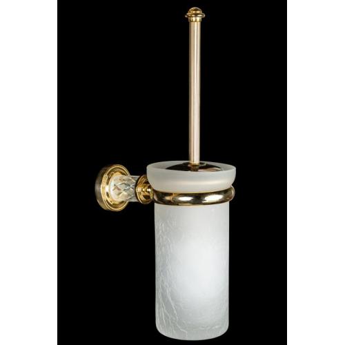 Ершик настенный (стекло) MURANO CRYSTAL Золото Boheme 10913-CRST-G