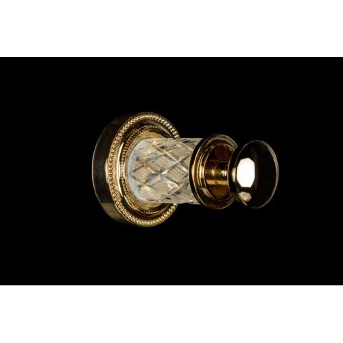 Крючок MURANO CRYSTAL Золото Boheme 10906-CRST-G
