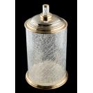 Ведро стекло MURANO CRYSTAL Золото Boheme 10914-CRST-G