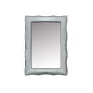 Зеркало прямоугольное серебро 80x120 Boheme 519