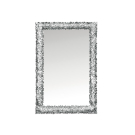 Зеркало NATURA серебро 80x120 Boheme 525