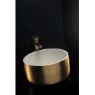 Раковина-чаша золото Boheme 809