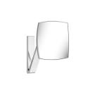 KEUCO Косметическое зеркало прямоугольное хром