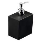 Дозатор настольный QU052 черный/хром