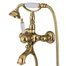 Bugnatese Смеситель OXFORD для ванны бронза